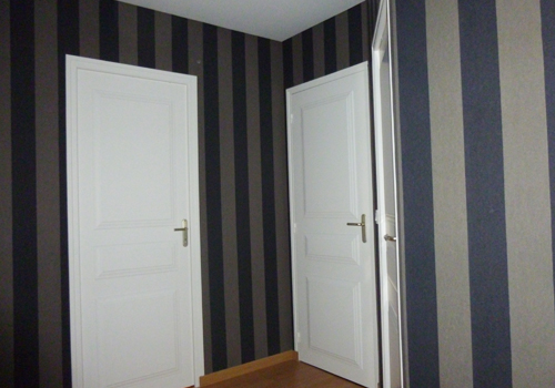 Durand peinture r f rences particuliers - Salle de bain flamant ...